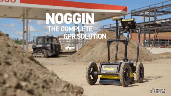 Noggin: Georadar, adaptable para diferentes aplicaciónes