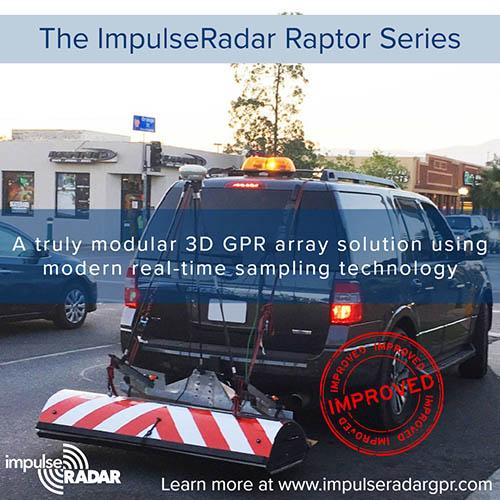 ImpulseRadar – Serie Raptor mejorada