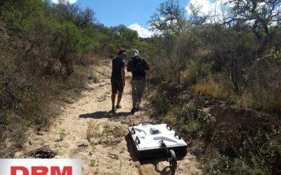 Obtención de imágenes del subsuelo mediante georadar Impulse Radar