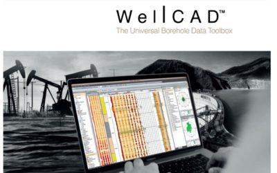 Software de registro, visualización, integración y análisis de datos geofísicos de pozo.